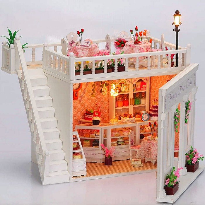 1000+ images about MINIATURE : doll house idea on ...