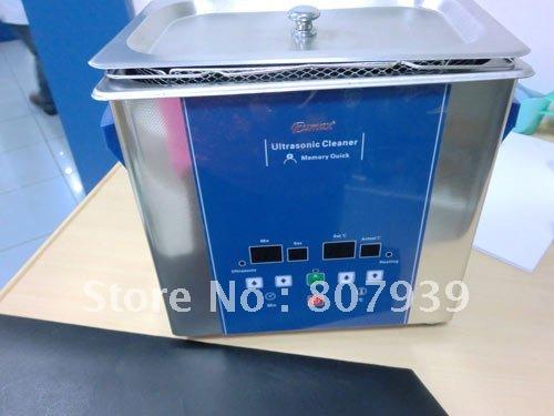 Eumax Stainless Steel Memory Quick Digital Ultrasonic Cleaner 3L 100W 50Hz 220VAC(China (Mainland))