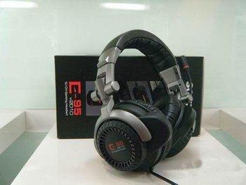 FREE SHIPPING/Gaming Headphone/5.1 soundtrack win7 headset/usb/Somic E-95 v2010/microphone