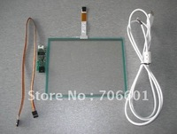 "10.4"" 4 wire resistive touch screen / panel"
