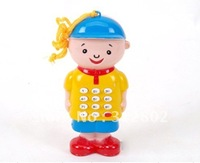 Educational toys Children toys Turkey toys Music by the mobile phone Caillou