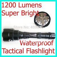 TrustFire LED TR 1200 Lumen Torch 5*Q5 Flashlight 5 Mode Q5
