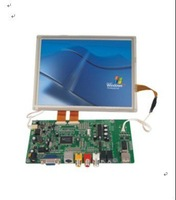 5 inches TFT touch LCD module for application+free shipping