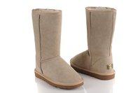 Genuine australia Fur 100% Wool inside classic 5815 women Mid calf snow boots winter warm bootsIvory etc. 6 colors,free shipping