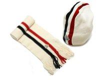 2011 Hot selling Fashion hat scarf set, Man hat scarf set,Christmas promotion boy hot scarf,2pcs/lot free shipping