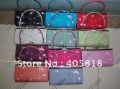 Free shipping! 30 PCS Satin ladies evening unique purse handbags