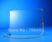 "17"" surface SAW touch screen / panel"