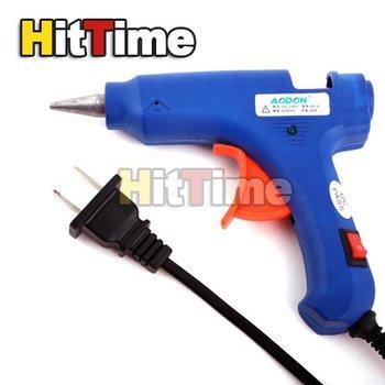 1Pcs/lot Heating Hot Melt Glue Gun 20W Crafts Album Repair D=7mm  #2098