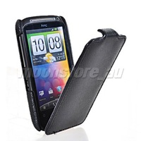 SNAKE SKIN FLIP HARD BACK CASE COVER FOR HTC DESIRE S G12 FREE SHIPPING