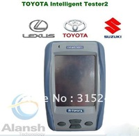 promotion price ! hot selling all scanner Toyota Intelligent Tester II  Toyota Tester 2