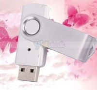 Wholesale NEW silver color Genuine 2GB 4GB 8GB 16GB 32GB USB 2.0 Memory Stick Flash Pen Drive, DF80 free shipping