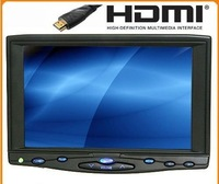7 inch 16:9 HDMI 1080P Monitor for DSLR + Free Shipping