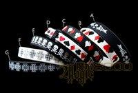 Magic style magic props---fashion bracelet patterns bracelet --- Poker---Magic toy,magic tricks,magic magic