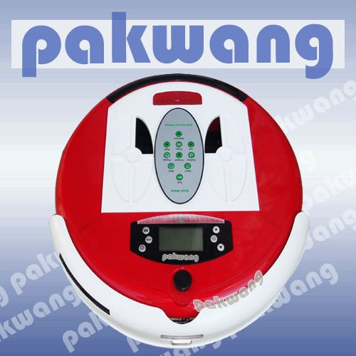 Automatic Vacuum Cleaner With Multi- Modes For Cleaning