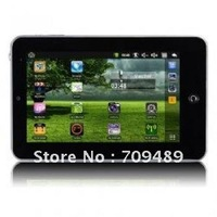 Wholesale - Christmas Android 2.2 7 inch VIA8650 800MHz Resistive Screen Gravity Sensor Tablet PC Camera 2pcs/lot