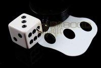 Dice playing dice shoot flat magic toy magic props flat---Magic toy,magic tricks,magic magic