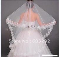 Court train veils/long veils/wedding veils/Lace/veils