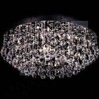 40CM line the living room lights Crystal Light Crystal Ceiling Modern minimalist lighting fixturesAX8907