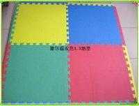 Free shipping Safety mat 1.3cm-Soft Play EVA Mat,sponge toy,foam mat,4pcs/bag 60*60*1.3cm