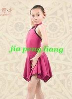 Girl's Dance Clothing Kids's Latin Dancerwear Training Dresses Ballroom Training Dancewear  L,XL,XXL,XXXL 10pcs Free Shipping