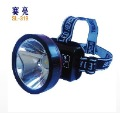 LED headlights lithium battery head lamp light outdoor head lamp miner's hunting