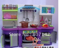 EMS Free shipping --hot selled Simulation children toys play house Magic Kitchen