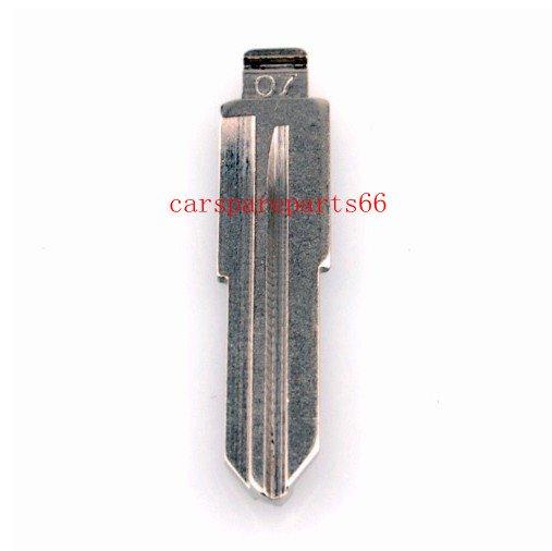 Free shipping ! wholesale price 50pcs/lot new uncut Mitsubishi key blade(China (Mainland))