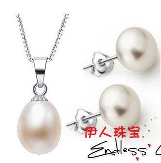 [해외]CHRISTMAS Gift Fashion Jewelry Set, 925 Silver F..