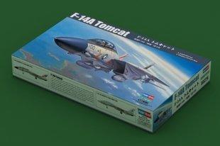 Hobby Boss model 80276 1/72 F-14A Tomcat model kit