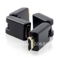 360 Degree Angle Rotation HDMI Adapter ,HDMI converter ,A Male to A Female,5PCS/lot,HD 1080P,Free shipping