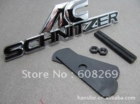 freeshipping!  Wholesale baoma / CHNITZER network standard metal sign metal 3 Series 5 Series X Series logo