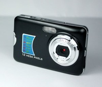 Vivikai 12mp Digital Camera with 2.7 inch LCD and 8x digital zoom(DC-560)