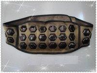 free shipping tourmaline jade heat slimming massage Bio Fir belt massager healthy