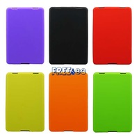 "Case for Kindle fire , Smooth Soft Silicon Cover Case for Amazon Kindle fire 7"" tablet"