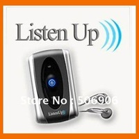 Listen Up Personal Sound Amplifier Hearing Aid Hearing Aid Use It Anywhere as on tv Free Shipping