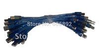 35pcs/lot USB 2.0 A-B PRINTER SCANNER CABLE 30cm hot sale shipping via EMS or DHL