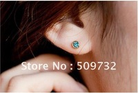 Crystal Earrings , package which is EMS free shipping 500 = 250