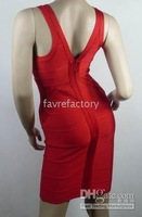 hot sale 2010 new Women's Sexy Bandage Dress For Celebrity Dresses store have All color 1