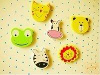 Creative stationery South Korea stationery cartoon lovely animals eraser wholesale and random delivery