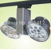 led spot lamp high power spotlight led high-power spot lamp 2*12*1w high led power hot product free shipping