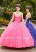 A-line Sweetheart Sheath Quinceanera Dresses OK23902