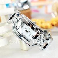 Free Shipping Fashional Ladies' Bracelet Dressing Quartz Watch