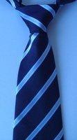 100% silk men's neck ties /striped ties  #06