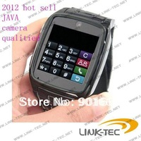 2013 sell high quality new phone watch TW810+JAVA+1.3MP+1 SIM +touch screen Free Shipping