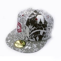 Hip hop tide brand skateboarding hat the devil disorderly lines, the men and women baseball cap 10pcs/lot
