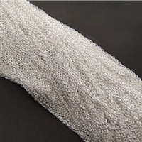 1.5MM wide stainless steel chain 5 meters / lot thin chain free shipping