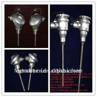 Assembly Stainless Steel RTD sensor with SS316L sheahted probe