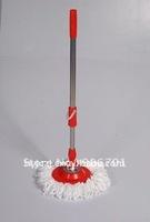 magic mop pole+head ( hand press pole with high quality)
