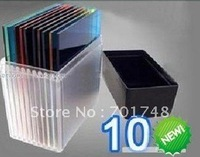 New 10 pcs for P Series Cokin filter box /Square/Graduated filter box