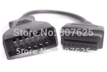 GM 12Pin OBD Connector Adapter